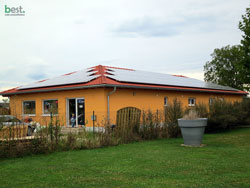 Objekt Ries in Weisweil / 36 kWp