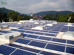 Objekt Spedition in Lenzkirch / 200 kWp